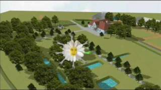 3D rconstruction of historical gardens, the case of Stend in Bergen: Group Middle