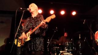 WENDY JAMES I WANT YOUR LOVE THE VENUE DERBY 1/6/2016