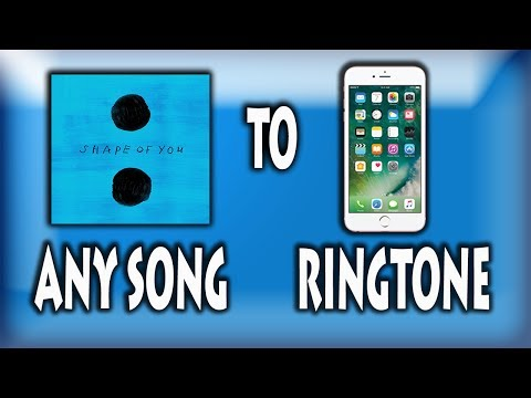 how to set any song as ringtone in iphone/ios easily (no jailbreak - 2017)