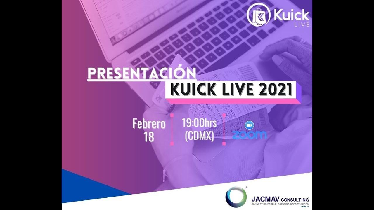 Download Presentación Kuick Live 2021
