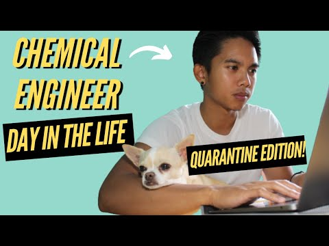 A DAY IN THE LIFE OF A CHEMICAL ENGINEER