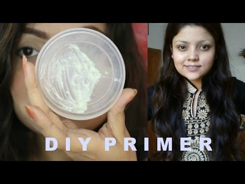 DIY Makeup Primer for Flawless and Long Lasting Makeup (Special Week Day 3)