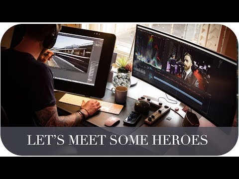 LETS MEET SOME HEROES | THE MICHALAKS | AD