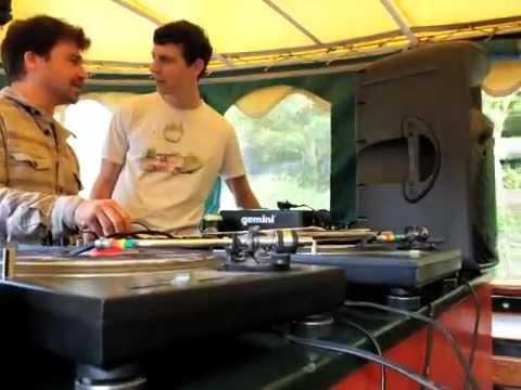 Bristol Reggae Society Boat Party October 2014