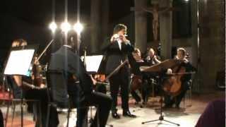 """Antonio Vivaldi: Concerto in re maggiore """"Il Cardellino"""" per flauto e archi, opera 10 n. 3"""