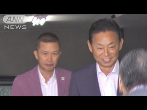 山口組分裂後初 弘道会が名古屋で定例会開く(15/09/12)