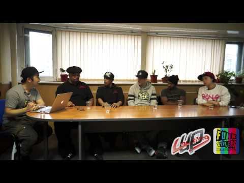 FSTV | Locking Up 2013 | Interviews | OG Skeeter Rabbit, Tony GoGo, Loic, Jimmy Soul, Locking Luna