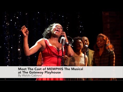 Meet The Cast Of Memphis At The Gateway