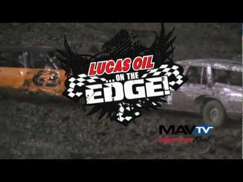 Lucas Oil... On the Edge! on MAVTV
