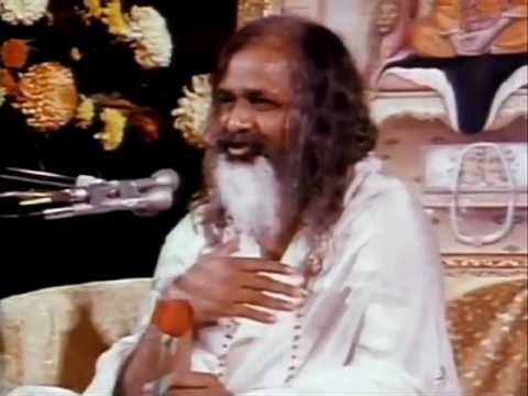 Maharishi Speaks on the Unified Basis of Life