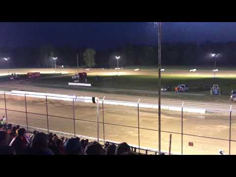 Muskingum County Speedway ModLite Heat Race