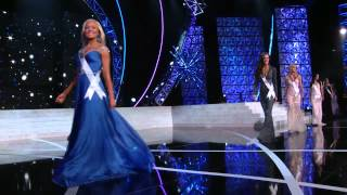 2013 MISS USA Preliminary Competition