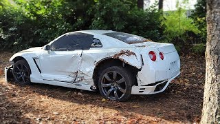 Download I Bought a REALLY TOTALED Nissan GT-R from a Salvage Auction & I'm going to Rebuild It! Mp3 and Videos