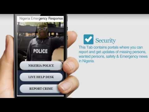 Abuja Nigeria Mobile App Demo