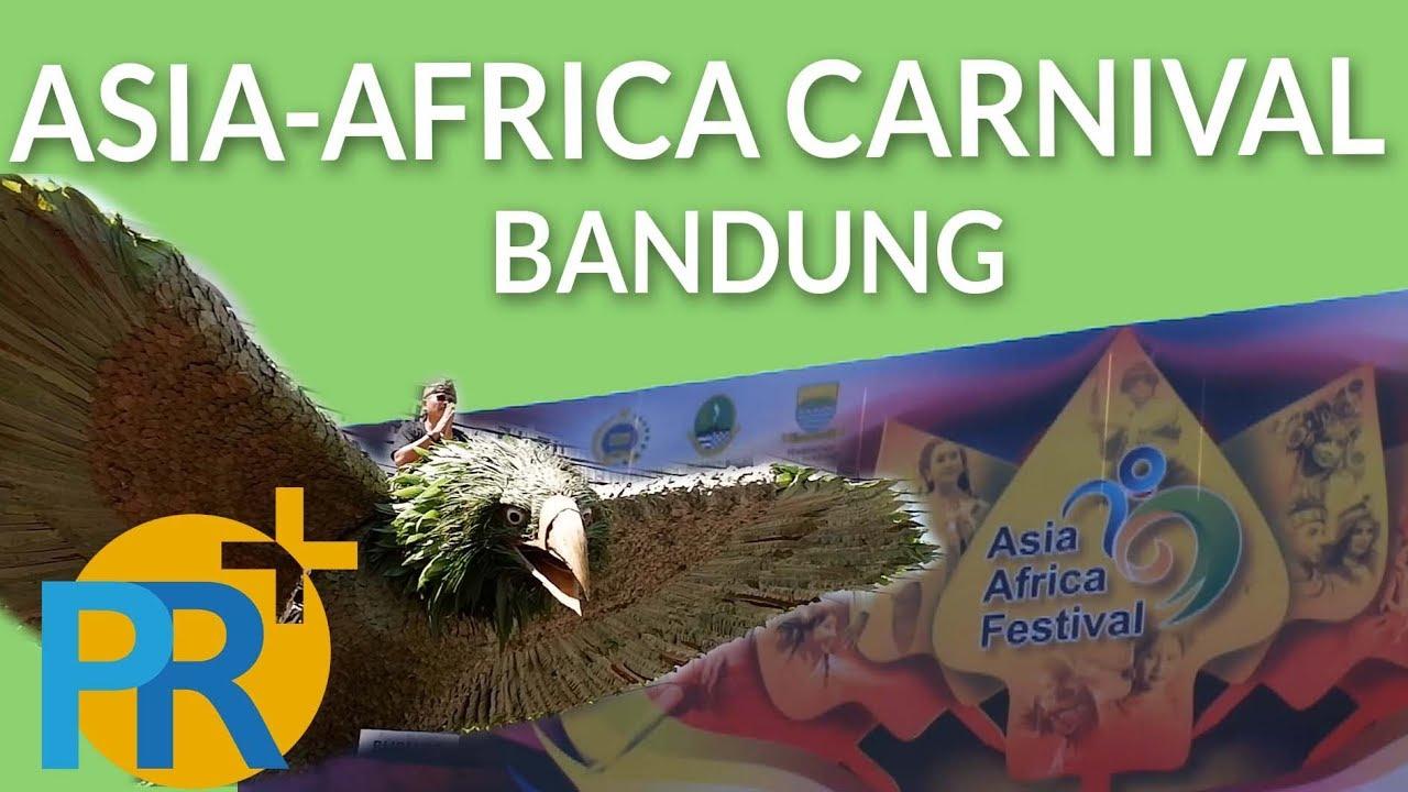 1000 Peserta di Asia Africa Carnival 2019