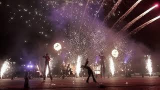 Невероятное огненно-пиротехническое шоу (фаер шоу) на свадьбу/корпоратив/выпускной (Минск, Беларусь)