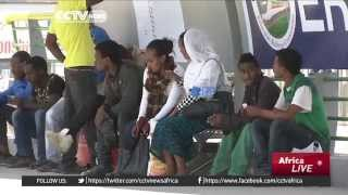 CCTV - First Light Rail In Ethiopia Encourage Urban Management