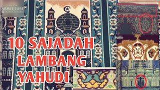 SAJADAH LAMBANG YAHUDI
