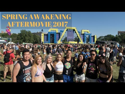 Spring Awakening Music Festival Aftermovie 2017 (HD)
