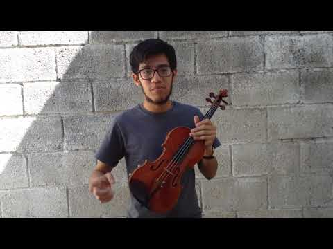 Conociendo el Violín con Adrián García