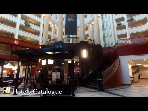 Cincinnati Marriott At RiverCenter - Hotel Tour