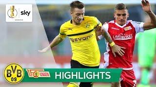 Borussia Dortmund - 1. FC Union Berlin 3:2 n.V. | Highlights - DFB-Pokal 2018/19 | 2. Runde