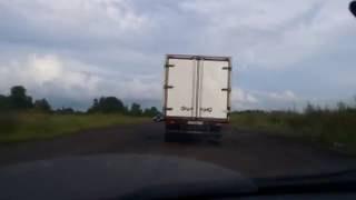ЗІЛ Н 752 ВН 777 Вантажівка під знак 3.4 Штраф за ст. 12.16 ч. 7 5000 рублів
