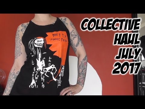 Collective Haul July 2017