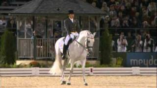 FUEGO XII Kur Grand Prix Freestyle WEG Kentucky 2010 (81,450 - 5º).vob
