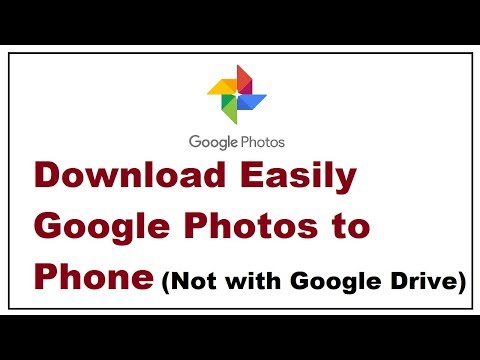 Google Photos How To Download In Mobile Easy Way