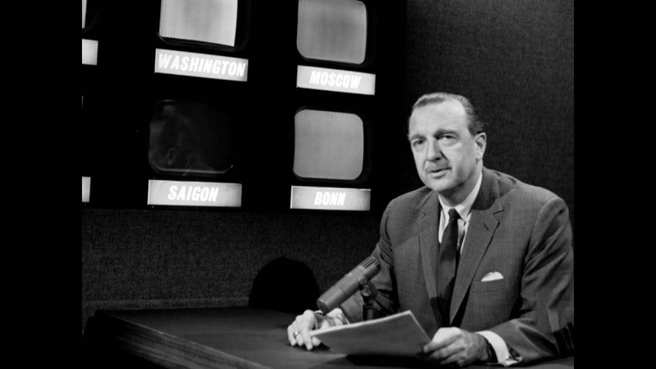 Cbs Evening News With Walter Cronkite