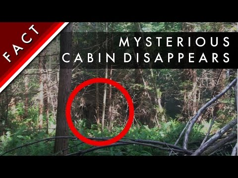SCARY FACT | The Mysterious Cabin of Arcata's Community Forest