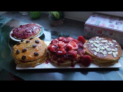 recette-de-pancakes-🥞-ultra-moelleux-en-10-min-🕑