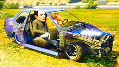 So ein Auto habe ich in GTA ONLINE noch nie gesehen!