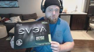 Nvidia 1080 Video Card Upgrade for HTC Vive