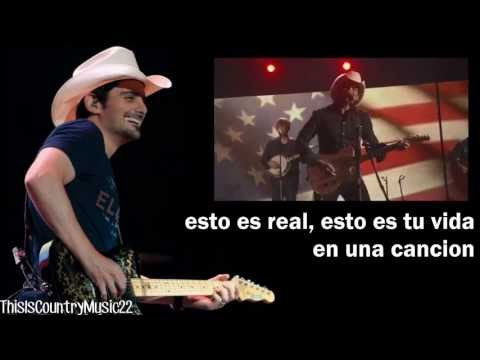 Brad Paisley - This Is Country Music [Traducida al Español]