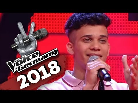 James Arthur - Naked (Abdullah Azad) | The Voice Of Germany | Blind Audition