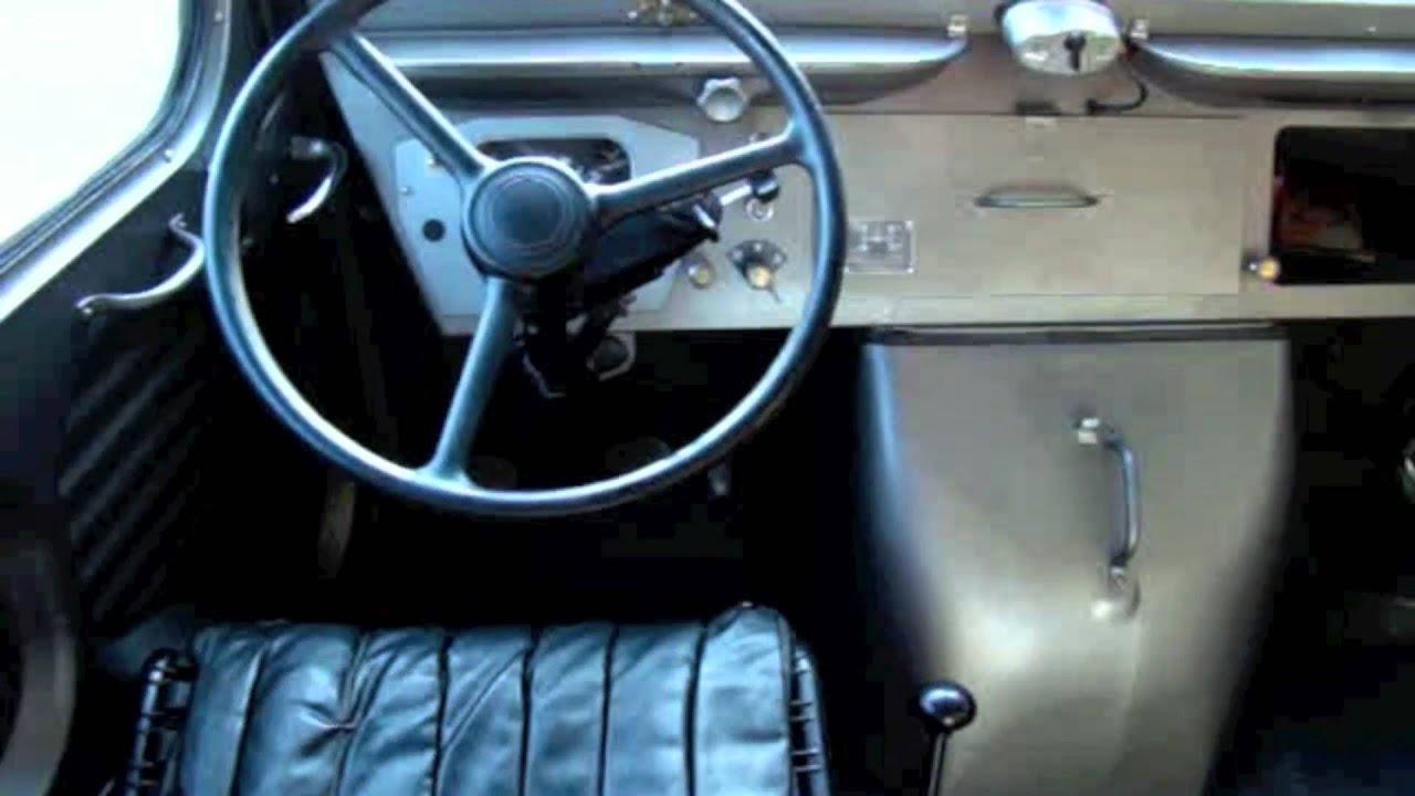 Citroen H Van HY 1950 For Sale Sorry Sold