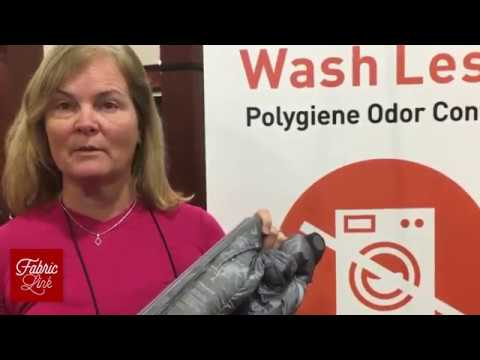 Polygiene Odor Control for Sleeping Bags - Wear More Wash Less