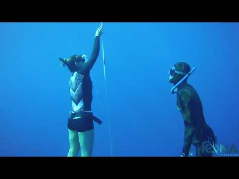 Level 1 Fii Freediving Course with Kona Freedivers