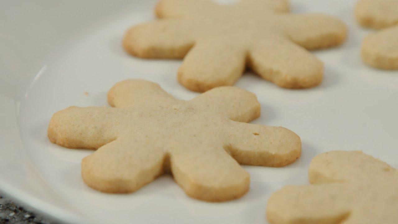 Gluten Free Cut Out Sugar Cookies