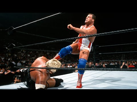 Rikishi vs. Kurt Angle — King of the Ring Final: King of the Ring 2000