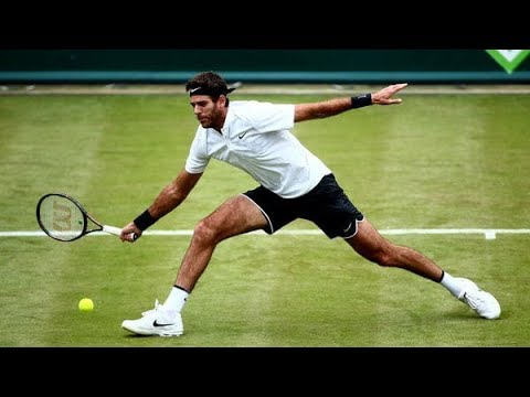 Juan Martín Del Potro vs. Gilles Simon | The Boodles 2017