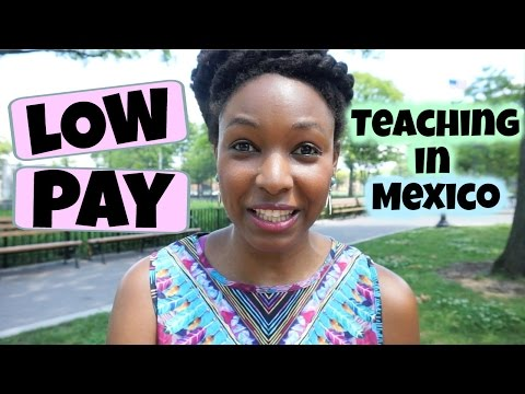 How Much Money I Made Teaching in Mexico || charlycheer