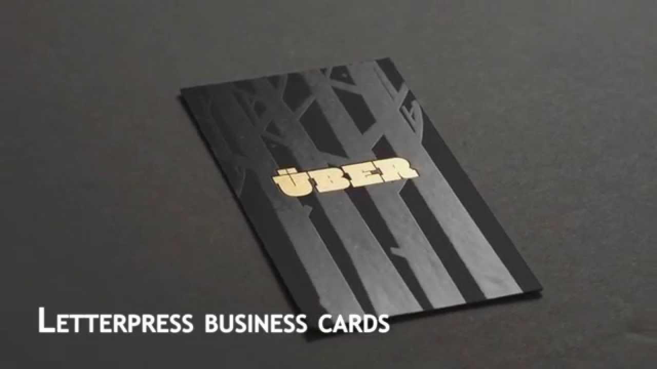 18 PT Silk Business Cards + Hot Foil Stamp (Gold) + Spot Gloss UV ...