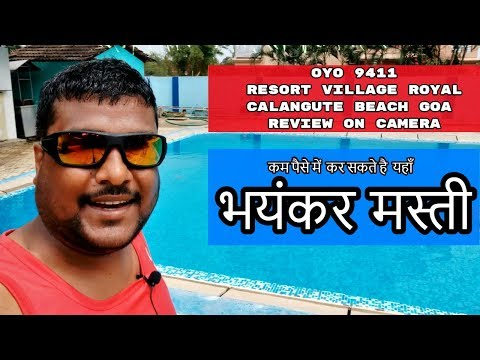 goa-beach-honeymoon-hotel-|-oyo-9411-resort-village-royale-calangute-beach-|-hd