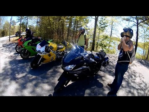 US 421 THE SNAKE,COUNTRY STORE, ZX6R,MOTO ADVENTURES