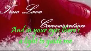 YOUR LOVE  by: Jim Brickman with lyrics