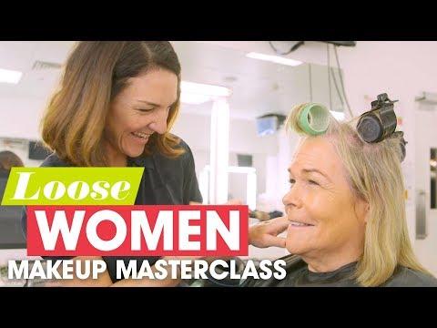 Linda Robson's Makeup Masterclass | Loose Women