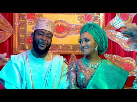 Kano Stands Still For Fatima Dangote,Jamil Abubakar's Wedding Fatiha |Metrofile|
